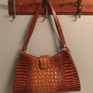 Brahmín Vintage Alligator Leather Bag